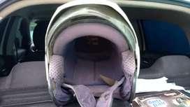 Helm Ltd Putih Ori