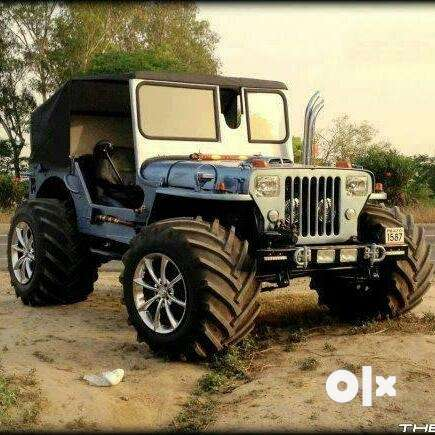Ramgdiya Full modified Jeep ready your booking to 0