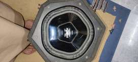 Xplod 1300 watt tube Woofer