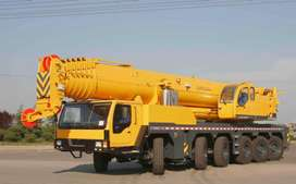 New/ Used Cranes available for import