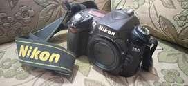 Body Kamera Nikon D90