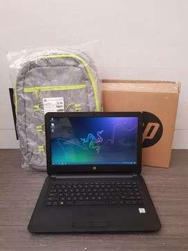 Laptop HP 14 fullset