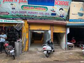 Shop for rent on Road, Bansmandi, Muthiganj