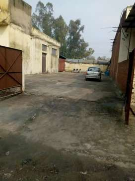 Industrial RCC factory for rent in HSIIDC alipur barwala panchkula