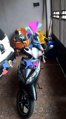 Dijual Honda Vario Techno 2011 Kondisi Istimewa KM Rendah