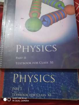 11th PHYSICS Part -1 & 2