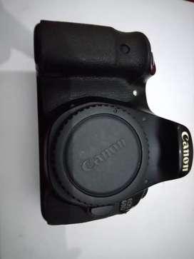 Camera Canon Eos 60D + Lensa 50Mm
