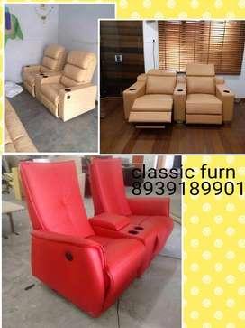 bran dnew heavy weight recliner sofa 2seater