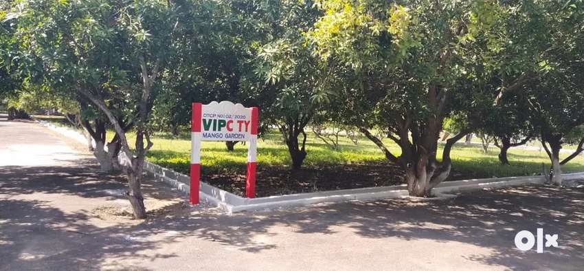 North facing Dtcp approved plot for sale on ECR road