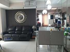 Apartemen Waterplace 3BR Corner Full Furnished