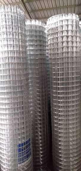 Pabrikasi kawat kandang galvanised 25x25 mm lokasi Jakarta
