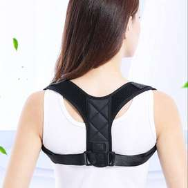 Posture Corrector Adjustable Belt for Men and Women