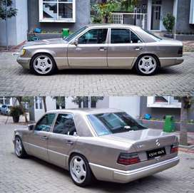 Dijual Mercedes Benz Mercy Boxer W124 230e m/t
