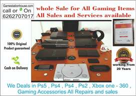 PS2 FAT 160 GB WITH 50 GAME AND ALL NEW ACCESSORIES 1 MONTH WARRANTY