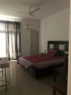 3 bhk fully furnished flat near Big Bazaarn