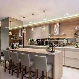 Kitchen set minimalis berkualitas