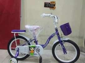 Sepeda anak Alice 16 kredit tanpa DP garansi 5 tahun