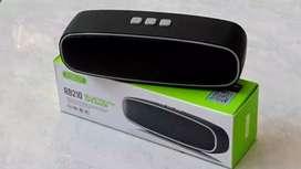 Speaker Bluetooth Robot Rb210 Box Music