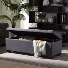 Ottoman with storage /  2 seater with storage