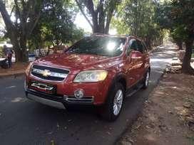 Chevrolet Captiva 2.4 PAJAK HIDUP Mobil Gress
