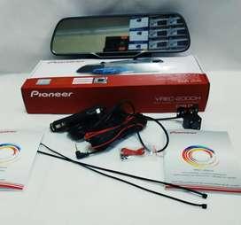 Car DVR Pioneer VREC-2000 CH - Front & Rear Kamera [ Dinasti audio ]