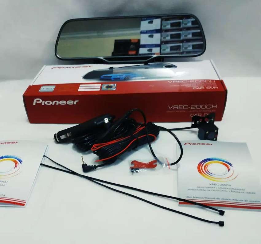 Car DVR Pioneer VREC-2000 CH - Front & Rear Kamera [ Dinasti audio ] 0