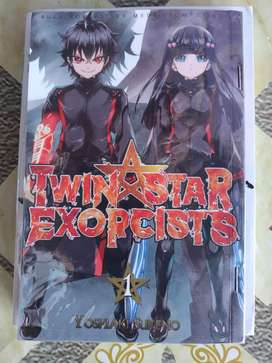 Komik TWIN STAR EXORCISTS #1