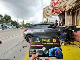 GRUDUKAN mobil TEREDAM, Mobil Lebih ANTENG & STABIL dg BALANCE Damper