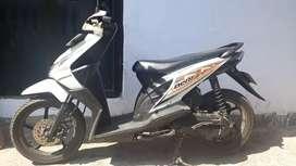 Honda beat 2012 karbu