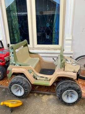 Mobil aki anak murah (bekas)
