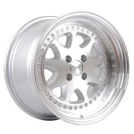 JUAL velg racing HSR ring 16 bisa jazz brio swift dll