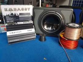 Paket audio suara bulat kualitas bagus (asy'ari audio)