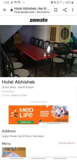 Hotel on rent at HARKIPAURI