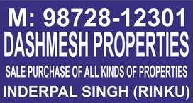 304y plot for sale gobind Ngr pakhowal road