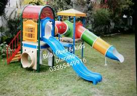 Outdoor play ground unit for kids