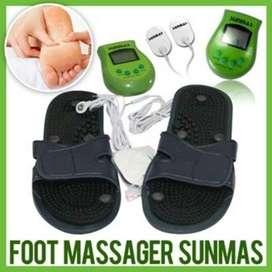 Sandal sunmas - Alat terapi Akupuntur pada penderita stroke
