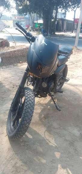 Pulser 150cc full modify bike