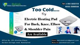 Electric Heating Pad For Back, Knee, Elbow  & Shoulder Pain