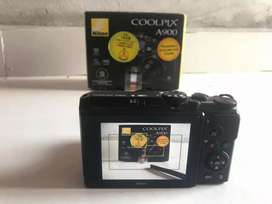 Just 5 Months Used Nikon Coolpix A900 Camera for sale