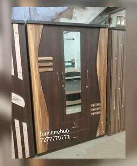 New 3 doors cupboard