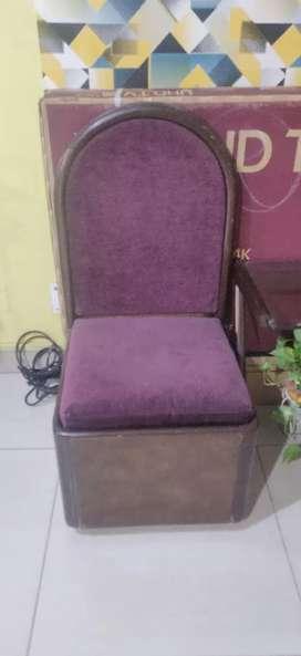 Seti sofa set (2) with storage