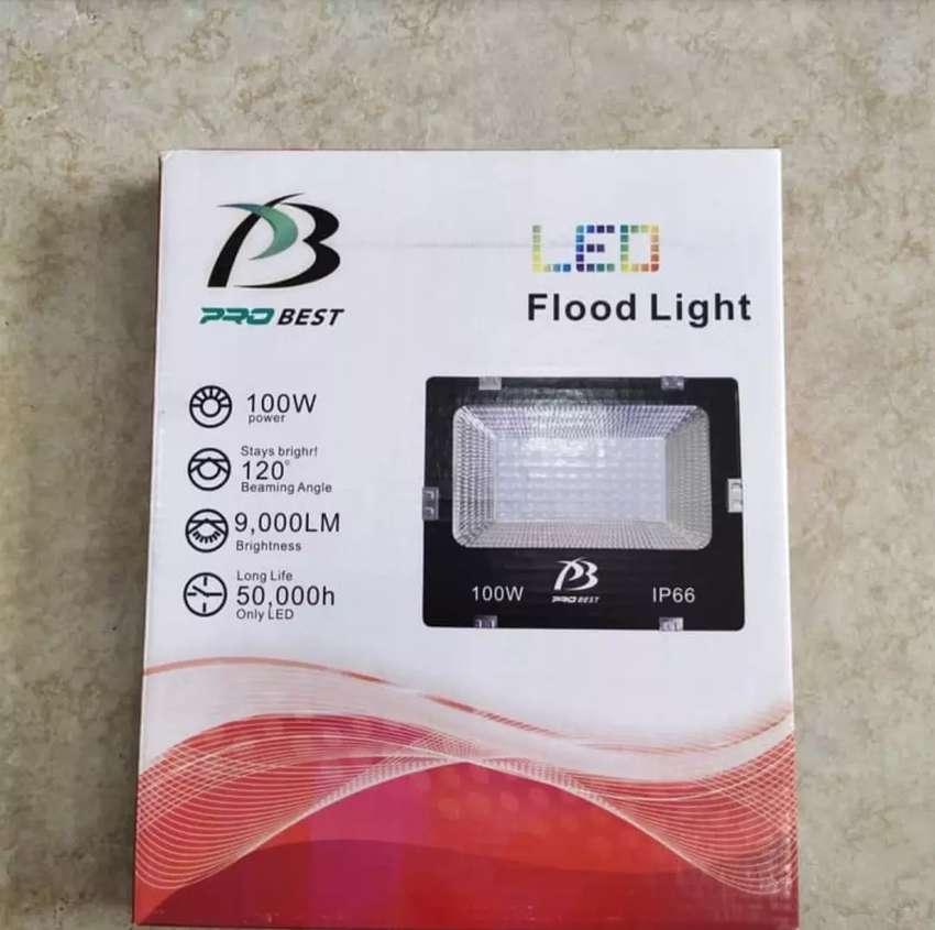 Lampu sorot 100 watt 0