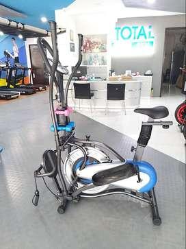 sepeda orbitrek baru