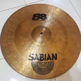 Sabian B8 China 18 Cymbal Drum