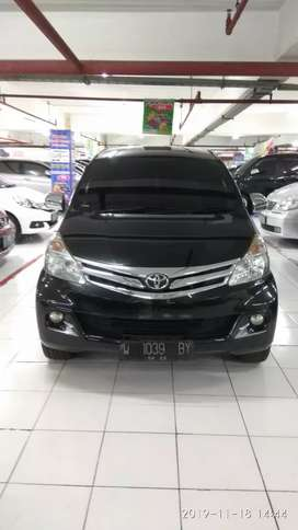 Toyota Avanza Veloz 2015 manual