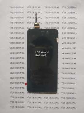 LCD Xiaomi Redmi 4A (Free Pasang) BERGARANSI Dan Bonus Tampered