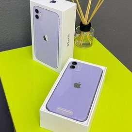 Iphone 11 Purple 64GB Kredit Cepat DP Ringan