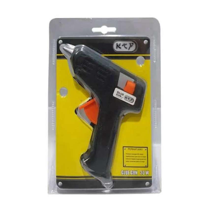 Glue gun lem tembak dengan refill