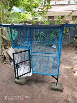 Dog cage 4/4height 5