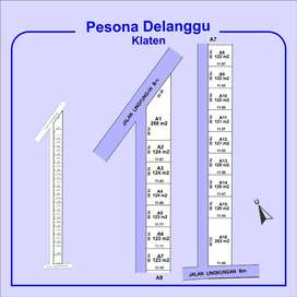 Dekat Jl Jogja Solo Kavling Perumahan Sertifikat SHM Ready